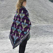 CHRISTEL SEYFARTH art knits | BOG: Fanøstrik - Slip farverne løs | Forlaget Klematis 2013