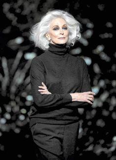 carmen dell'orefice hair | To download the Carmen Dell Orefice Wallpaper Gallery just Right Click ...