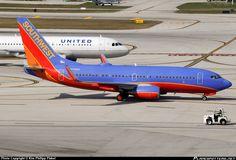 N736SA Southwest Boeing 737-700