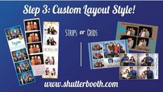 Let us create the perfect custom design for your event! Employee party or Wine Festival brand it with your image! #branding #marketing #shutterboothabq #custom #pictures #photobooth #wedding #smile #nm #smallbusiness ShutterBooth ABQ is the Photo Booth to call in New Mexico!