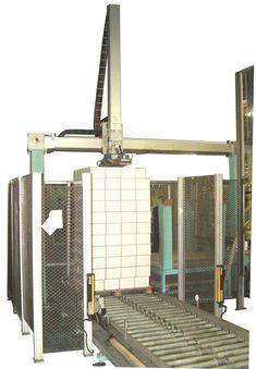 A10 ALFIO ROBOT, ITALIANA ROBOT. Depaletizace Robot, Robots