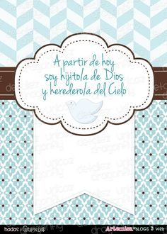 Baptism Invitation Baptism Invitations, Diy Invitations, Boy Baptism, Christening, Page Boarders, Godparent Gifts, Baby Boy Themes, Romantic Roses, Ideas Para Fiestas