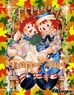 Raggedy Ann and Andy Autumn
