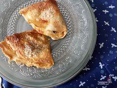 Crepes gratinadas de ricotta y espinacas   Cocinar en casa es facilisimo.com