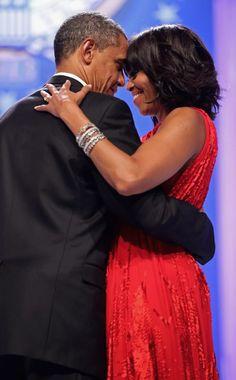 Barack Obama, Michel