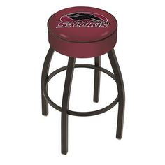 "Holland Bar Stool 30"" Bar Stool NCAA Team: Missouri Western State University, Finish: Black"