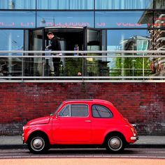 Dare to be #colorful! #Fiat500