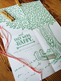 Illustrated-The-Giving-Tree-Wedding-Invitations-Smudge-Ink-OSBP9