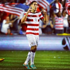 Clint Dempsey is named Captain for the US Men's National Team