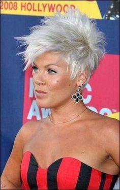 Korte Kapsels met Piekjes - Hairstyle Center