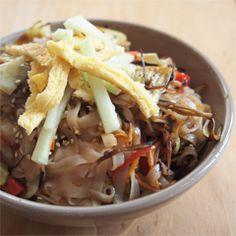 Rezept von Yi Yang-Cha: Koreanisches Glasnudelgericht