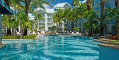 The Westin Grand Cayman Seven Mile Beach Resort & Spa | Grand Cayman, Cayman Islands | Pool | #travel #grandcayman #caymanislands #paradise