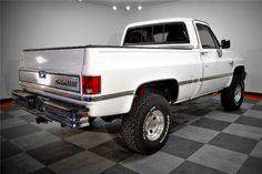 1987 chevy silverado | 1987 Chevy Silverado 4x4 for Sale