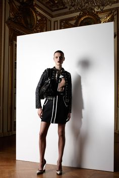 See the complete Lanvin Resort 2013 collection.