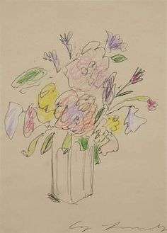 cy twombly   Tumblr