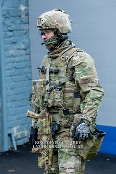 Russian FSB Operator