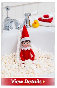 Elf on the  Shelf Ideas for Crafty Scout Elves | Creative Elf on the Shelf Ideas | #ScoutElfIdeas