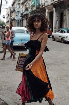 Cuban street style