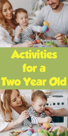 What type of activities are commendable for your two year old toddler? Montessori Activities, Preschool Learning, Infant Activities, Learning Activities, Baby Activites, Preschool Routine, Montessori Toddler, Easy Toddler Crafts, Toddler Fun