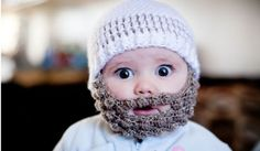 You will love this Bobble Beard Crochet Hat Free Pattern and it comes in all sizes for the whole family. Watch the video tutorial too.