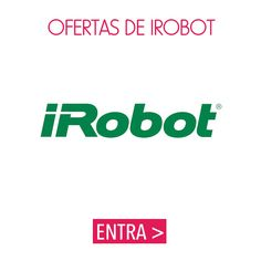 #ofertas y #descuentos de iRobot