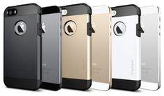 SPIGEN SGP SGP10490 Tough Armour iPhone 5-5S Case - Metal Slate, Champagne Gold, Satin Silver, Smouth White, Sould Black http://coolpile.com/gear-magazine/spigen-tough-armour-iphone-5-5s-air-cushioned-protective-case/ via @CoolPile.com.com.Com  #CoolPile #Gadgets #Gear #Geek #Tech  Amazon.com, iPhone, iPhone Case