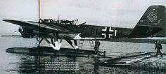Heinkel He-115C1-1, Finland, January 1942.