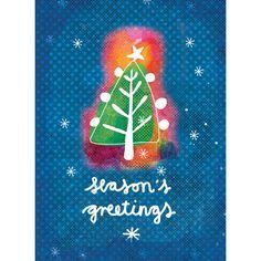 Seasons Greetings| Card