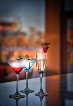 Restaurant bar à Marrakech : Boissons fraîches créatives et inédites.