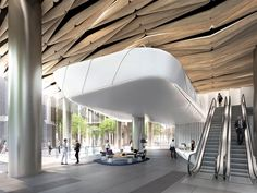 Wesley Place, 130 Lonsdale Street will be a catalyst for the reinvigoration of Melbourne's North East CBD, creating a green, active, connected and welcoming urban environment that retains the best aspects of calm sanctuary in the urban realm.