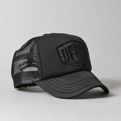 4f5a2b200c Deus Ex Machina Baylands Trucker Cap - #USTrailer #CoolHats Mens Trucker  Hat, Deus
