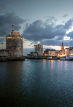La Rochelle, France (by mariusz kluzniak)