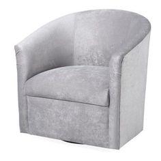 Found it at Wayfair - Elizabeth Swivel Barrel Chair