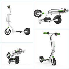Fosjoas K5 folding electric scooter for adults