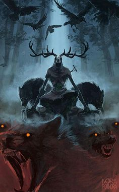 m looking for some awesome Witcher Wallpaper like this one Dark Fantasy Art, Fantasy Artwork, Fantasy Kunst, Dark Art, Arte Horror, Horror Art, Art Sinistre, Illustration Fantasy, Witcher Wallpaper