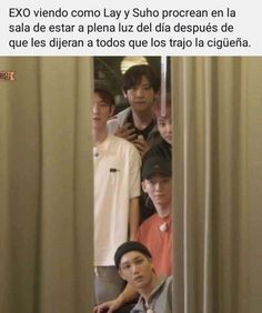 Read 102 from the story 》Memes EXO《 by (🌹) with reads. exo-l, humor, memes. Memes Exo, 100 Memes, Bts Memes Hilarious, Chansoo, Chanbaek, Exo Ot12, Yoonmin Fanart, A Love So Beautiful, Drama Memes