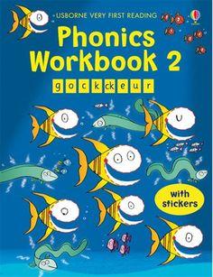Phonics workbook level 2