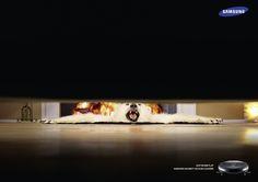 Just 80mm flat. Advertising Agency: Leo Burnett, Frankfurt, Germany Creative Directors: Andreas Pauli, Irina Schestakoff, Alexander Haase Copywri