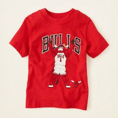 Chicago Bulls graphic tee