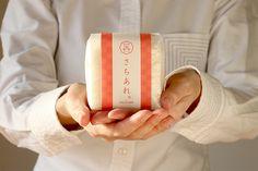 幸せを願うお米パッケージ