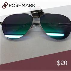 NEWAviator Mirrored Sunglasses UV 400 Protection. Aviator Mirrored Sunglasses. Accessories Sunglasses