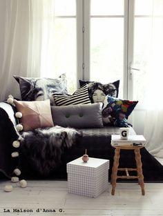 Cool pillow combo