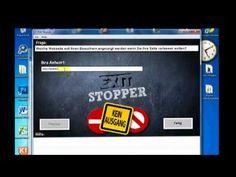 Hören Sie auf Ihren Traffic zu verschwenden und holen Sie sich JETZT Ihre Kopie von EXIT-STOPPER!  http://raicom.at/exitstopper/