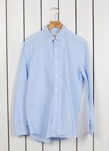 A classic oxford shirt. These Glory Days - Gotland