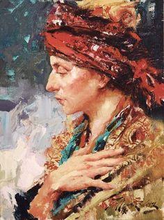 Американский художник Джеффри Р. Уотс (Jeffrey R. Watts) родился в южной Калифорниии и жил вместе с ...