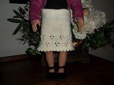Ravelry: Little Flowers Scallop Skirt pattern by Vicki Johnson