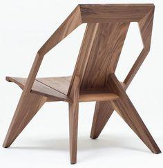 Medici, silla de madera por Konstantin Grcic para Mattiazzi. Naturaleza de los materiales   Diseño y Mobiliario   Experimenta