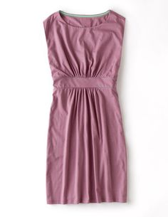I've spotted this @BodenClothing Easy T-shirt Dress Pewter/Dolly Mixture