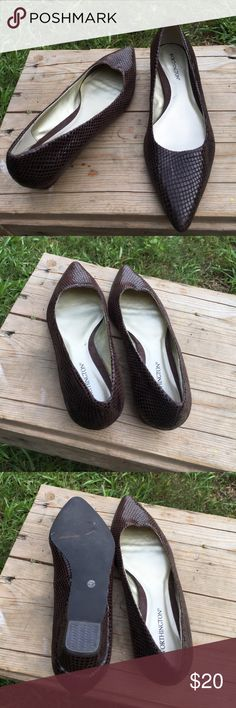 Worthington flats Size 8 1/2, no flaws, ships today💕 Worthington Shoes Flats & Loafers