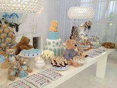 Dicas de decoração para chá de bebê | Ponto Dicas